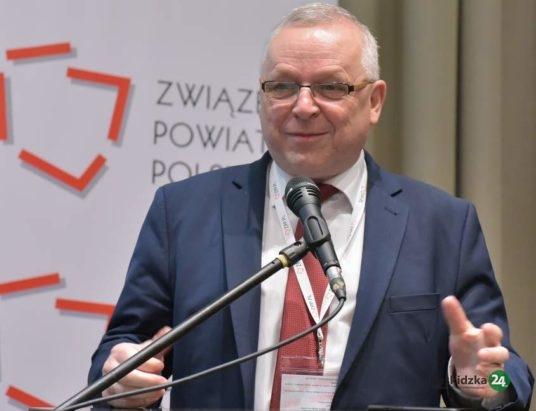 Andrzej Płonka prezesem Związku Powiatów Polskich