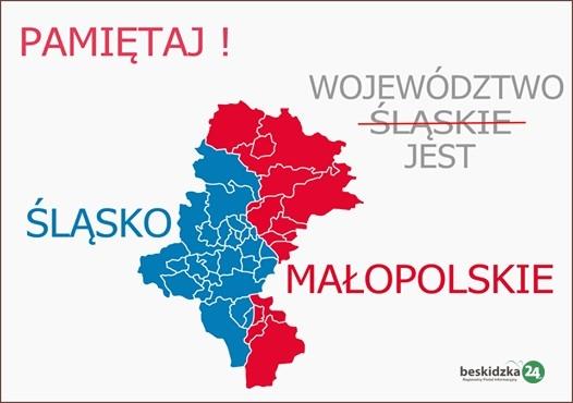 Województwo śląskie zniknie z mapy Polski?