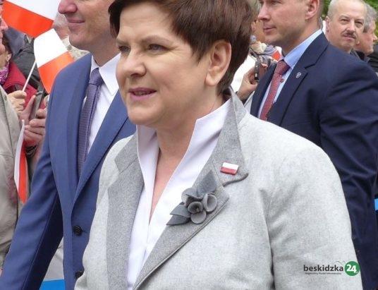 Beata Szydło europosłanką?