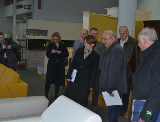 Minister Emilewicz gościła w Kalwarii