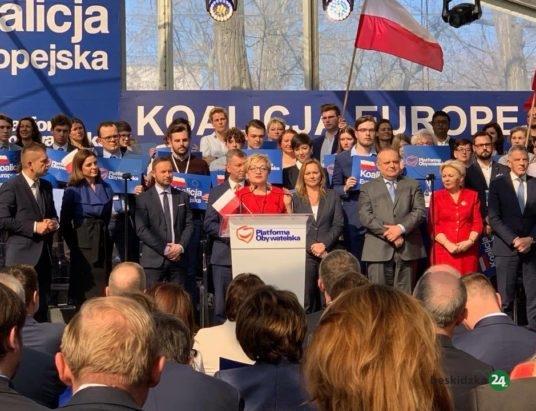 Mirosława Nykiel już oficjalnie