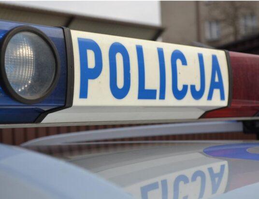 Jasienica: 16-latek uciekał niezarejestrowanym crossem, z pasażerką, po pijaku…