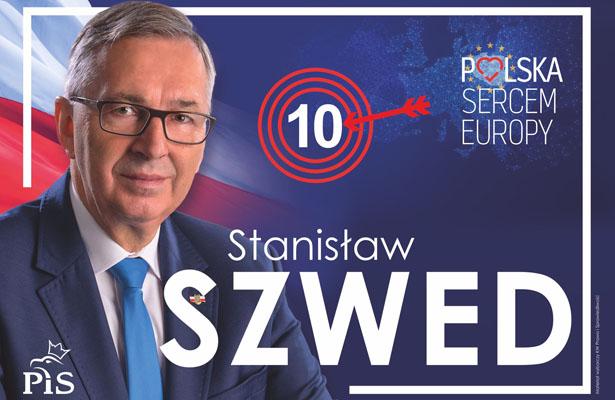 Stanisław Szwed (wybory UE)