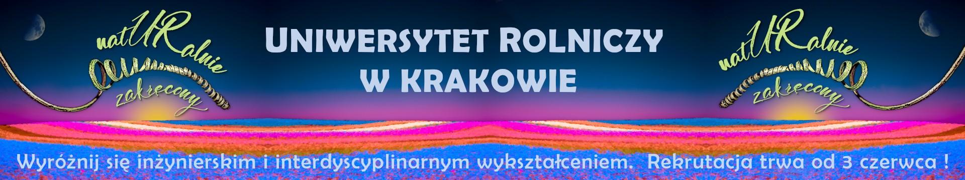 Uniwersytet Rolniczy Kraków