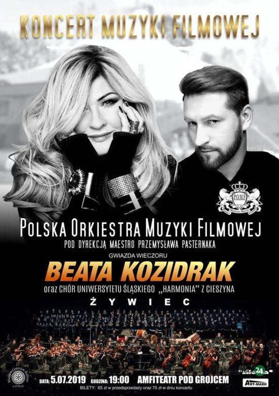 Muzyka Filmowa Z Beatą Kozidrak W żywcu Beskidzka24pl