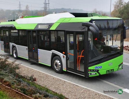 Autobus na prąd i lepsza informacja