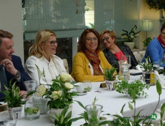 Małgorzata Kidawa-Błońska o zdrowiu i przedsiębiorczości