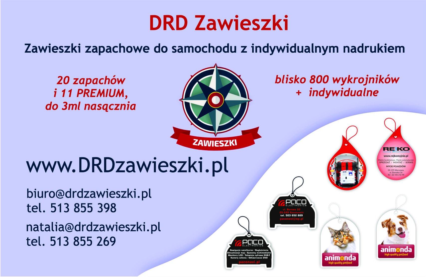 DRD Zawieszki