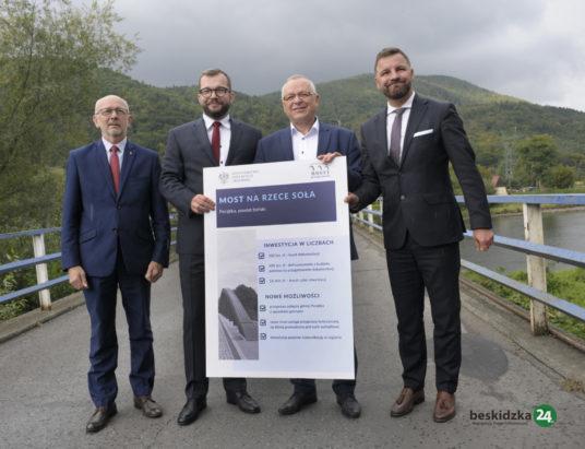 Porąbka: Powstanie nowy most na Sole