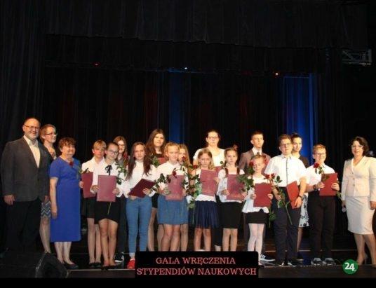 Strumień: Nagrodzono najlepszych uczniów