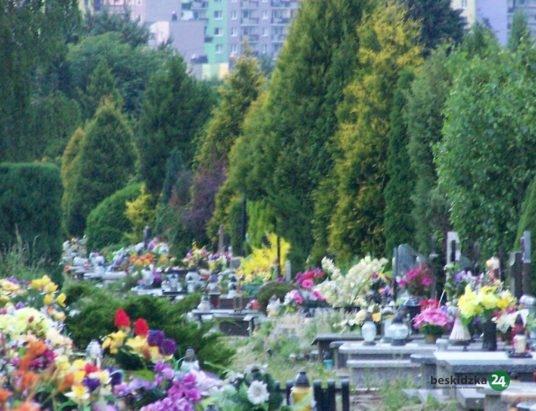 Cmentarze toną w (nieposegregowanych) śmieciach