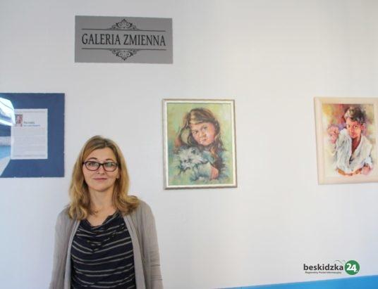 W świecie portretów. Listopadowa odsłona Galerii Zmiennej