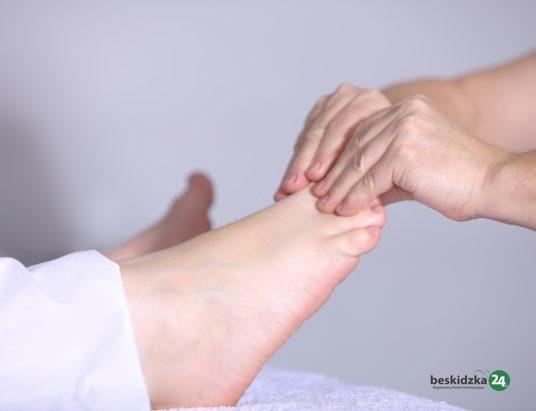 Szukając zdrowia w… stopach i dłoniach