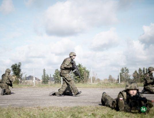 Cieszyn: Jest dowódca, będą szkolenia