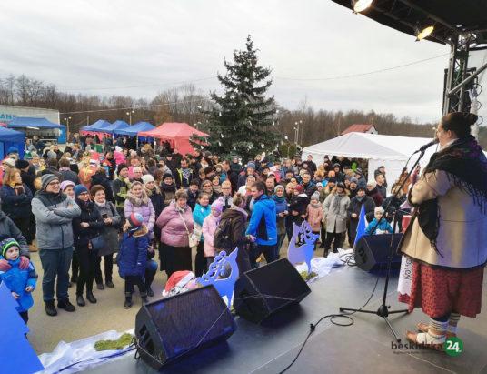 Ekologiczny Jarmark Bożonarodzeniowy w Bujakowie