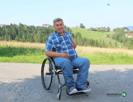 Chcę mi się żyć! (cd.) Ruszyła zrzutka na wózek