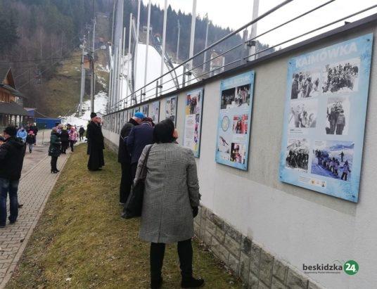 Szczyrk: Narciarska wystawa
