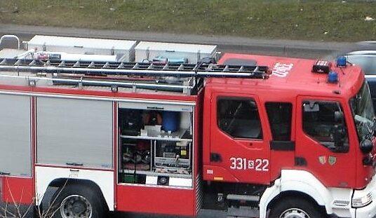 9 strażackich interwencji w Bielsku-Białej i powiecie bielskim