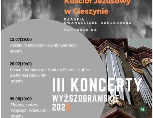 Cieszyn: Ruszają koncerty Wyższobramskie