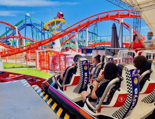 TOP 5 najszybszych Roller Coasterów w Energylandii! Nr 2 to absolutny hit!