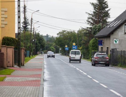 W cieniu wielkich inwestycji. Kolejne trzy ulice w Bielsku-Białej oddane do użytku – ZDJĘCIA