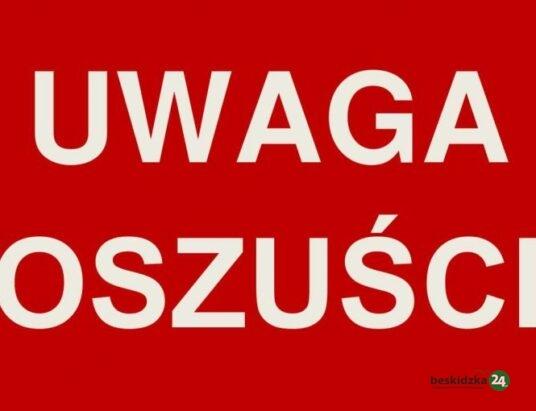 Oszukali kobietę z Porąbki na prawie 30 tysięcy złotych