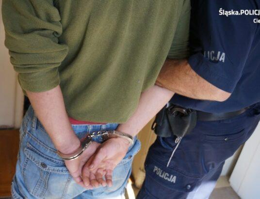 Jasienica: Policjanci dobrze go znali. Prowadził na haju i z sądowym zakazem