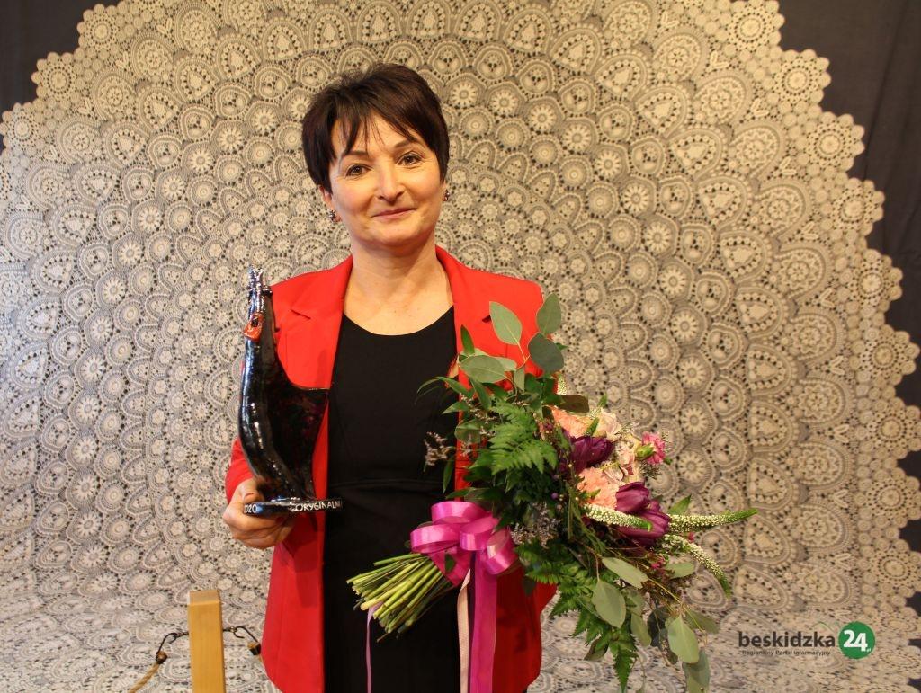 Elżbieta Legierska-Niewiadomska, Kobieta Oryginalna Śląska Cieszyńskiego 2020. Fot. Natalia Tokarska