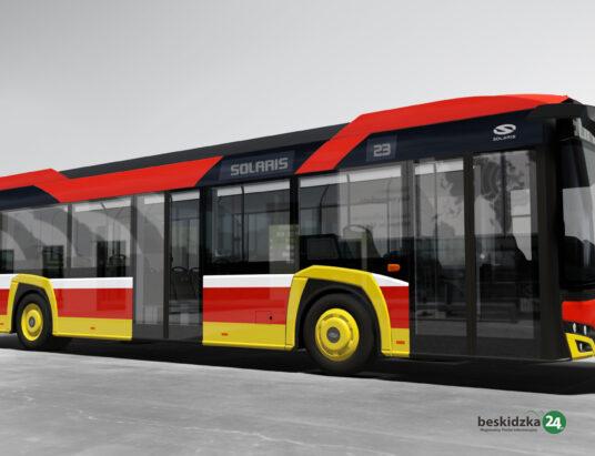 Bielsko-Biała. Nowe autobusy przewiozą pasażerów i… zabiją zarazki