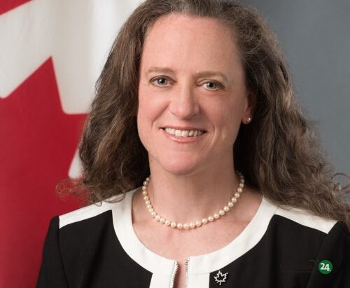Ambasador Kanady odwiedzi Szpital Żywiec