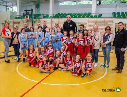 Wisła: Koszykarska legenda wśród dzieci
