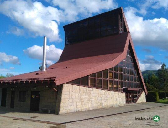 Komin na kaplicy