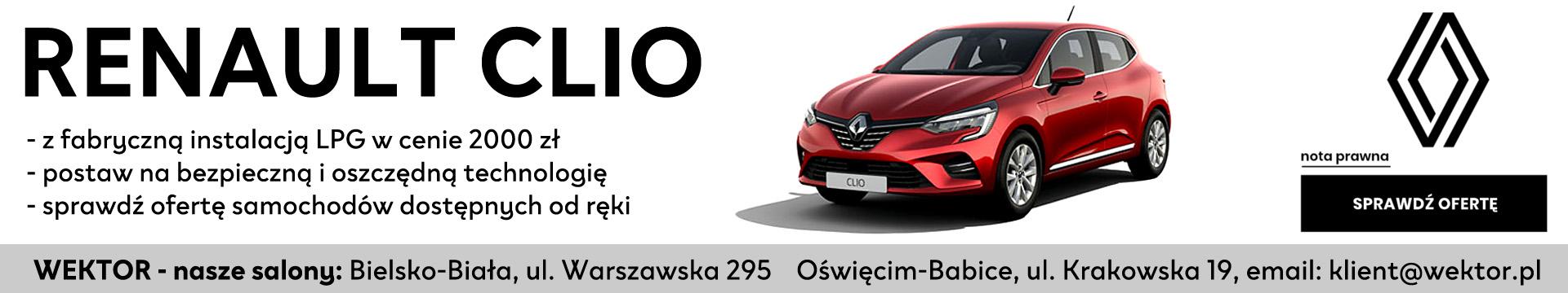 CLIO lipiec 2021