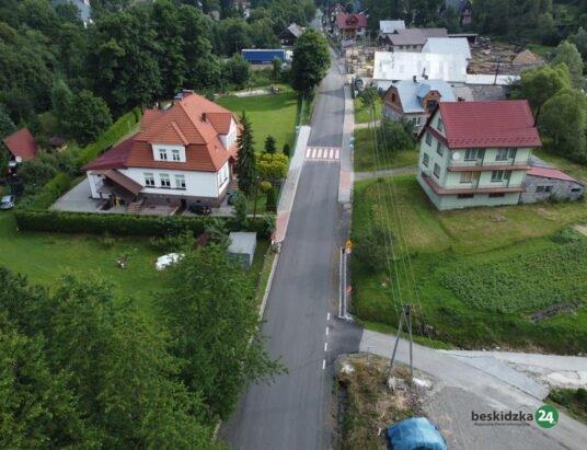 Nowa droga powiatowa w Kojszówce, Wieprzcu i Żarnówce