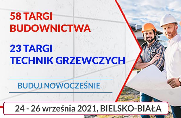Targi budowlane - jesień 2021
