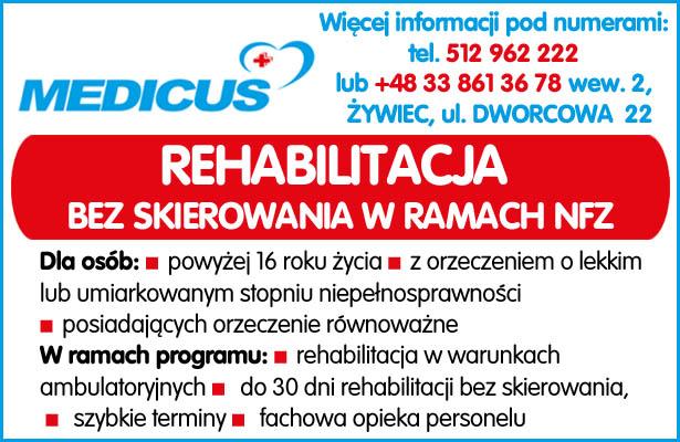 Medicus niepełnosprawni C