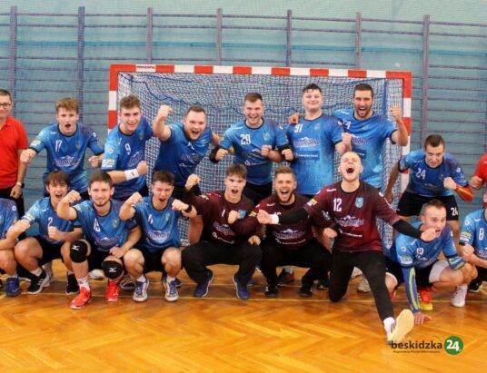 MKS Ustroń wygrywa w II lidze